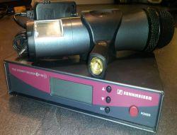 Sennheiser Ew 100 & G2 Funkmikrofon